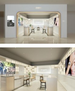 尼维达NIVADA当代风线下门店,开启全新时光之旅