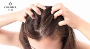 匀柔琴叶生姜防脱发强根保养洗发水,从头皮